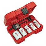 Bi-Metal Hole Saw Kits